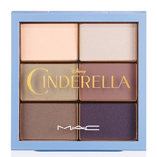 MAC Limited Edition Cinderella Collection Eye Shadow Palette - Stroke of Midnight