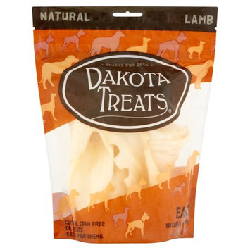 Dakota Treats Lamb Ears, 4 oz