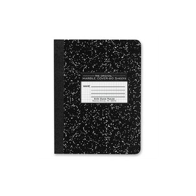 Roaring Spring Paper Ruled and Subject Notebooks Composition Book
