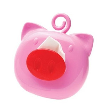 Petego United Pets Sporky Wet Wipes Dispenser, Pink