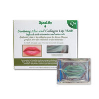 SpaLife Hydrating Collagen Lip Mask Infused Aloe
