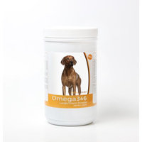 Healthy Breeds 840235143475 Rhodesian Ridgeback Omega 3 & 6 Soft Chews - 120 Count
