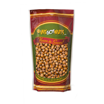 We Got Nuts - Raw Filberts, In Shell, Unsalted, (6 lb)