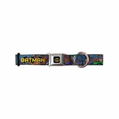 Batman DC Comics Superhero Nemeses Seatbelt Fun Animal Pet Dog Cat Collar