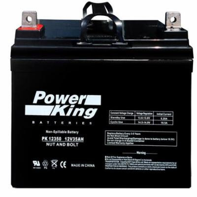 C.T.M. Homecare HS-2800 Deep Cycle Replacement Battery