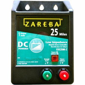 Zareba 25-Mile Battery Operated Low Impedance Electric Fence Charger