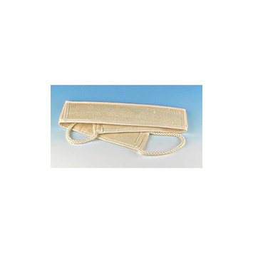 Loofah Back Strap - Medium Square