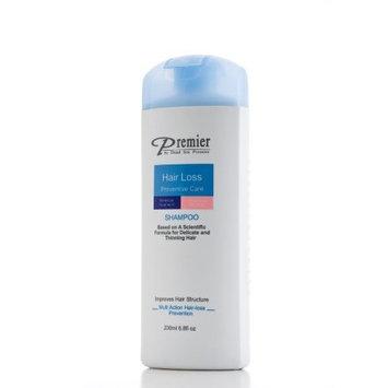 Dead Sea Premier Anti Hair Loss Shampoo 200ml/6.8oz
