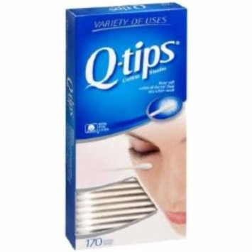 Q-Tip Swab Flex Cotton 170Ea/Bx