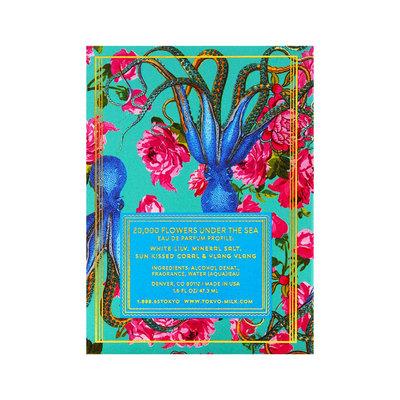 Tokyo Milk 20,000 Flowers Under the Sea No. 31 Eau de Parfum by Neptune & The Mermaid