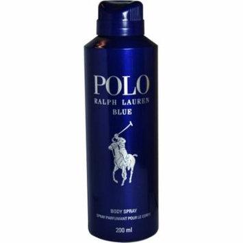 Polo Blue Body Spray 6 Oz By Ralph Lauren