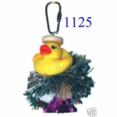 Bonka Bird Toys 1125 Ducky Plucker Bird Toy.