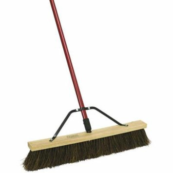 Harper 587124A-1 Assembled Push Broom, Palmyra, Natural