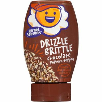 Kernel Season's Drizzle Brittle Chocolate Popcorn Topping, 13.1 oz