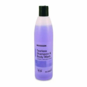 Tearless Shampoo & Body Wash 12 oz. Lavender Squeeze Bottle #53-29004-12