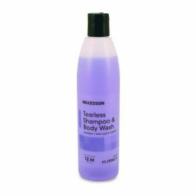 Tearless Shampoo & Body Wash 12 oz. Lavender Squeeze Bottle #53-29004-12