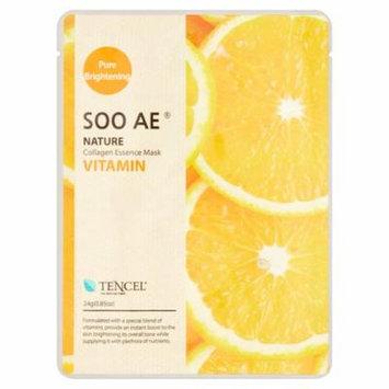 Soo Ae Nature Vitamin Collagen Essence Mask, 0.85 oz