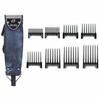 Oster Fast Feed Kryptec Snake + 8-pc comb