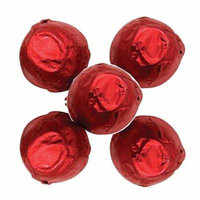 Asher's Foil Wrapped Milk Chocolate Covered Cherry Cordials, 6 Pounds