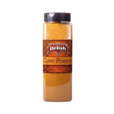 Gourmet Curry Powder All Natural by Its Delish, 14 Oz. Large Jar