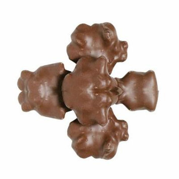 Milk Chocolate Raisin Clusters, 5 Pounds