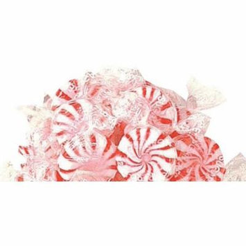 Sugar Free Starlight Peppermint Mints, 5 Pounds