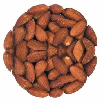 Roasted Salted Almonds 20 - 22 Per Ounce, (6.25 Pounds)