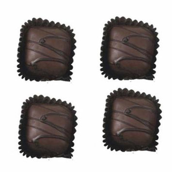 Asher's Milk Chocolate Covered Caramels, 6 Pounds