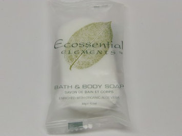 Ecossential Elements Body Soap Bar Lot of 1oz Bars (Pack of 18)