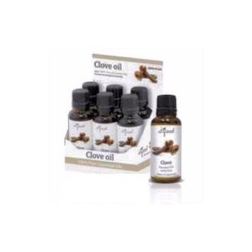 Sunflower Natural Essential Oil - Clove 1 oz. (Pack of 3)