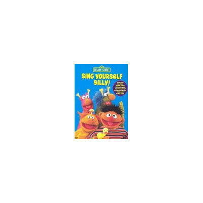 Sesame Street: Sing Yourself Silly! - 1 ct.