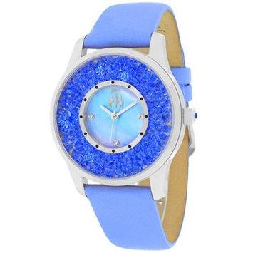 Jivago Women's Brillance Watch Swiss Parts Quartz Mineral Crystal JV3417