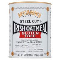 Sturm Foods Inc Mccann, Steel Cut Oats Gluten Free Tin, 28 Oz (Pack Of 12)