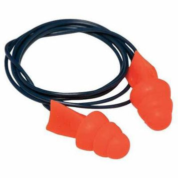 TASCO Ear Plugs,Reusable,27dB,Orange,PR 9012