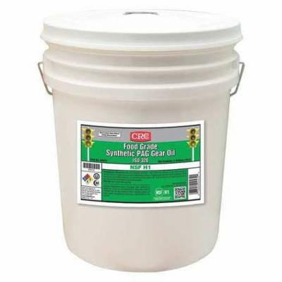 Synthetic Gear Oil,5 gal.,ISO 320,Pail