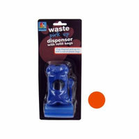 Dog Waste Bag Dispenser With Refill Bags (Pack Of 24)