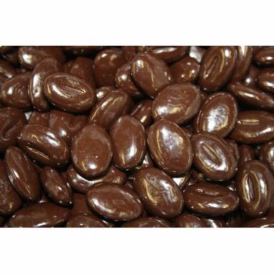 BAYSIDE CANDY DARK CHOCOLATE MOCHA- COFFEE BEAN SHAPED CHOCOLATE, 5LBS