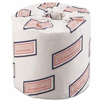 Boardwalk Paper 088-6145 Bathroom Tissue, Standard, 2-Ply, White - 4 x 3 Sheet