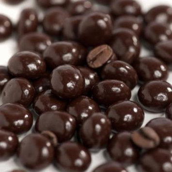BAYSIDE CANDY DARK CHOCOLATE COVERED ESPRESSO COFFEE BEANS, 2LBS