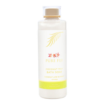Pure Fiji Coconut Lime Blossom Coconut Milk Bath Soak