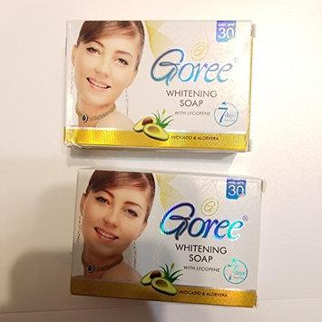 2 x Goree whitening soap 90g