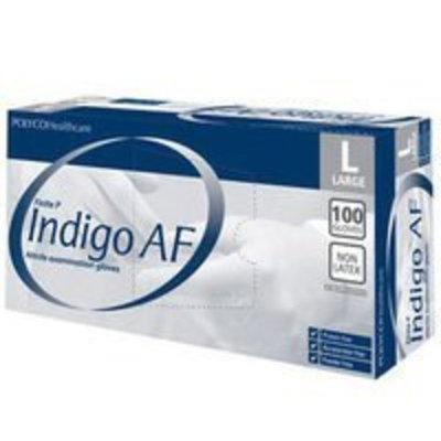 Polyco MFNP100/04 Polyco MFNP100/04 Indigo Nitrile Purple Glove Size 9.5 100/Pack