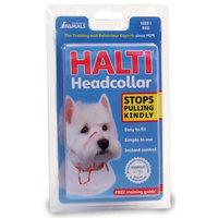 Halti Dog Headcollar Red Size 1