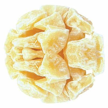 Dried Pineapple Chunks, (11 Pounds)