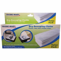 Kobot RM011 Dry Sweeping Cloths, 24-Ct
