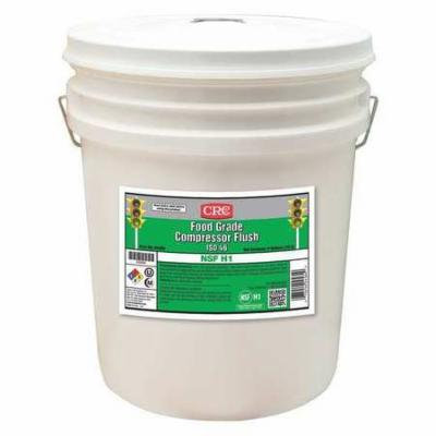 Oil Flush,5 gal.,Pail,ISO 46,Food Grade