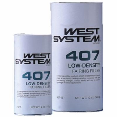 West Systems Low Density Filler - 4 Oz 407-5