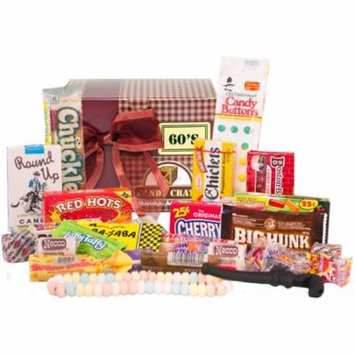 Candy Crate Old Fashioned 1960s Sweets Decade Gift Box