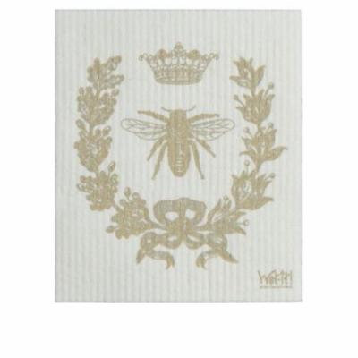 Wet-It French Bee Gold Swedish Kitchen Bathroom Dishcloths Towel Cloth