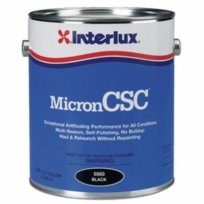 Interlux Yacht Finishes / Nautical Paint Micron CSC Blue - Gallon 5580/1